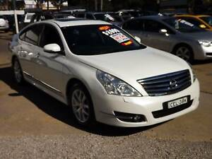 2010 Nissan Maxima 350 Ti Automatic Sedan Leumeah Campbelltown Area Preview
