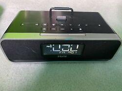iHome Model:iD91 Dual Alarm Clock Radio for iPhone/iPod Black