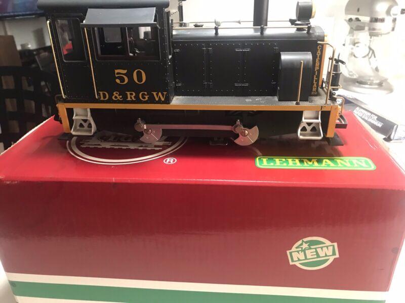 LGB Denver &Rio Grande Industrial Diesel Switcher 2063
