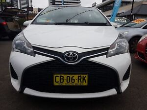 2014 Toyota Yaris ASCENT Automatic Hatchback 1.3L 2years warranty
