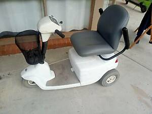 Fisher and Paykel motorised scooter