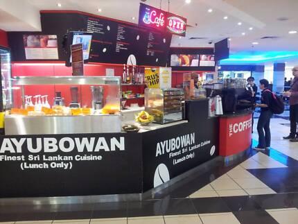 Urgent! Take away Cafe in Anzac Square Brisbane CBD