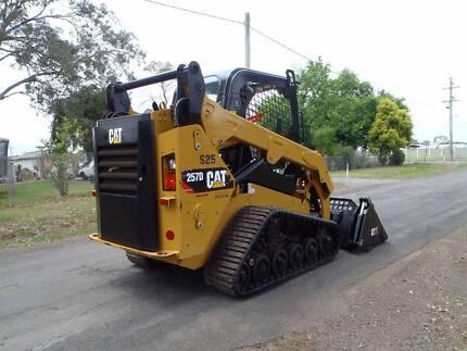 Caterpillar 257D Skid Steer