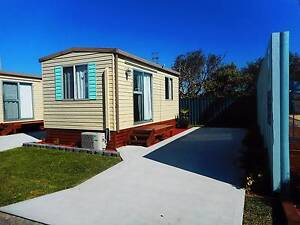Cabins To Rent semi permanent The Entrance North Wyong Area Preview