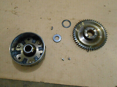 Yamaha Grizzly 550 YFM 550 2014 14 flywheel rotor starter clutch magneto engine for sale  Shipping to South Africa