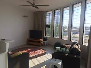 Fully Furnished Room with own bathroom in great CBD apartment Darwin CBD Darwin City Preview