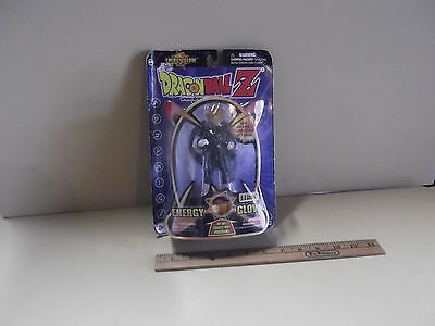 Dragonball Z Energy Glow S S Gohan 6 In Figure Irwin Toys 2002   Card Bent