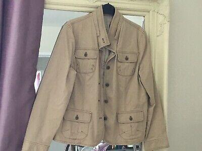 Cotton Jacket by Jones New York, Size 18