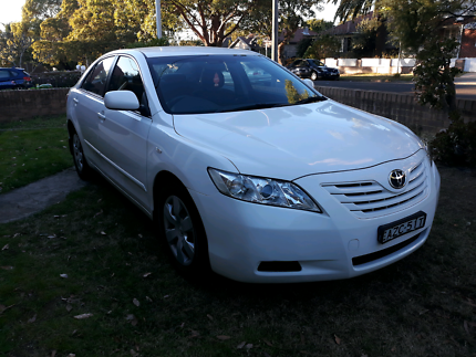 Toyota Camry 2006 Haberfield Ashfield Area Preview