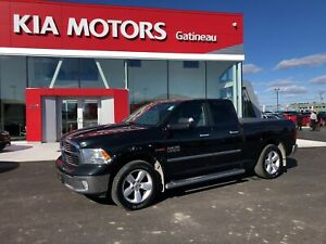 2016 Ram 1500 SLT DIESEL, Safety & ETEST for ON or QC INCL.