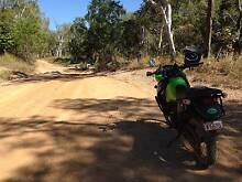 Adventure ready KLR650 Cossack Roebourne Area Preview