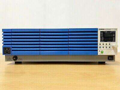 Kikusui Pcr2000m Ac Power Supply 270v 20a 2000va