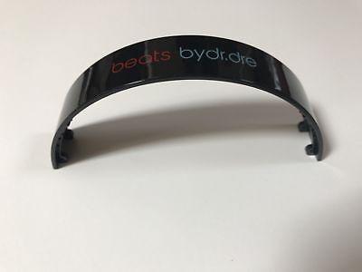 Replacement Top Headband for Beats Wireless Headphone - Black