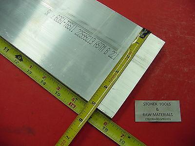12 X 5 Aluminum 6061 Flat Bar 18 Long T6511 Solid .50 Plate New Mill Stock