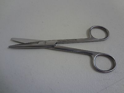 Mayo Scissors 5.5 Straight German Stainless Steel Ce Surgical