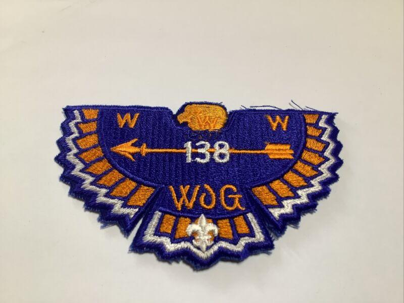OA Lodge 138 Ta Tsu Hwa Flap Indian Nations Council