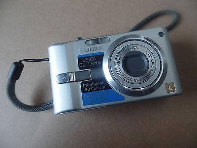 - Panasonic LUMIX DMC-FX12  7 Mega Pixel compact digital camera