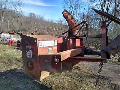 Econo Plow 66 Three Point Mounted Snow Blower For Compact Tractors 540 Pto