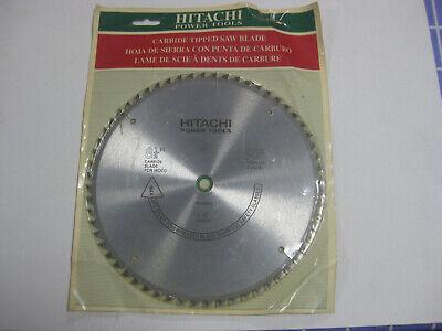 Hitachi 998862 60 Teeth 8-12 58 Arbor