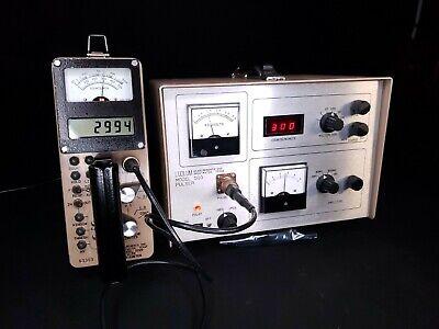Ludlum 2220 Digital Scaler Ratemeter Geiger Scintillation Counter - Tested