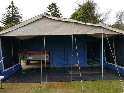 MDC off road camper trailer 2013