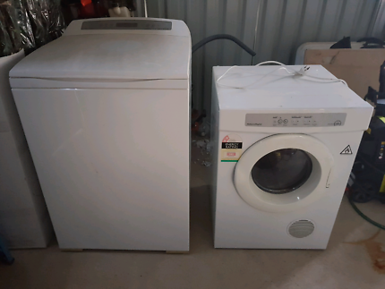 Fisher and paykel 6kg washer washing machines dryers gumtree fisher paykel washer and dryer fandeluxe Images