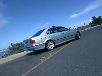 Mint 39 528i swap for a tow car or anything with tow bar or 2500