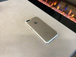 iPhone 7 Plus 128GB - Gold (Unlocked)