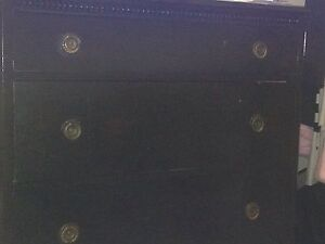 Antique Bed and dresser ForSale