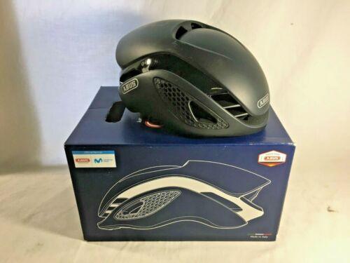 Abus GameChanger Cycling Helmet, Velvet Black, M