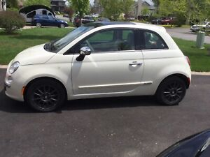 2013 Fiat 500 Lounge BeatsAudio