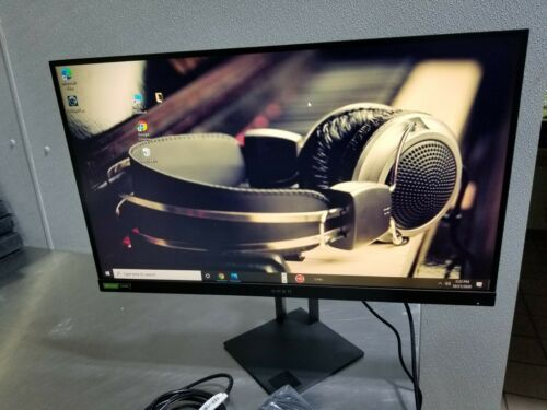 "(READ) HP - OMEN Gaming 27"" IPS LED QHD FreeSync G-Sync Monitor 27I 8AC94AA#ABA"
