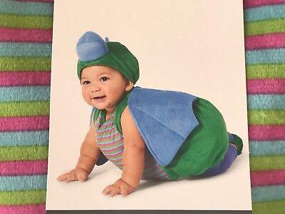 Baby Infant  DRAGON PLUSH  HALLOWEEN COSTUME 6-12 MONTHS ](Dragon Baby Halloween Costume)