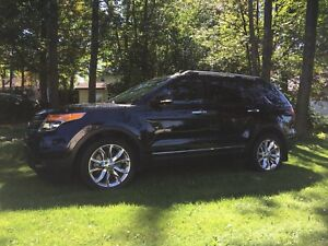 Ford Explorer 2015 Full/Navi/Panoramique