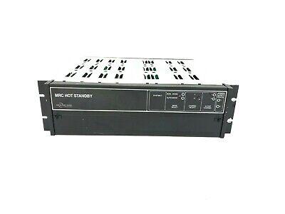 Mrc Hsby Hot Standby Shelf Microwave Radio Corporation