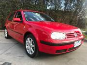2003 VOLKSWAGEN GOLF REG RWC ! Dandenong Greater Dandenong Preview