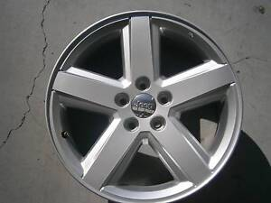 Jeep Compass factory alloys Clontarf Redcliffe Area Preview