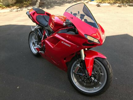 Beautiful Ducati 1098 with extras must go this weekend