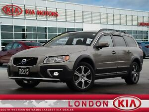 2015 Volvo XC70 T6 Platinum - No Accidents, Fantastic Shape