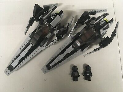 Lego Star Wars 7915 V Wing Starfighter X2