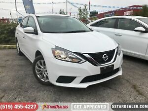 2018 Nissan Sentra 1.8 SV | ROOF | CAM | HEATED SEATS