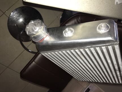 Ford typhoon Alloy intercooler to fit xr6 turbo