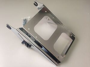 Detachable Two-Up Tour Pack Pak Mounting Rack 2009 Harley Touring FLHR FLHX FLTR