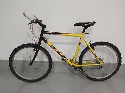 Specialized Hardrock Mountain Bike MTB Yellow & Black