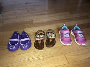 Size 5 toddler shoe lot