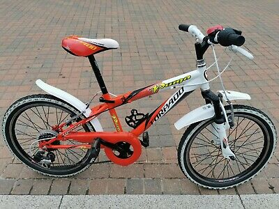 "kid mountain bike 20"" very good condition"