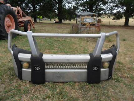TOYOTA HILUX BULLBAR Lancefield Macedon Ranges Preview