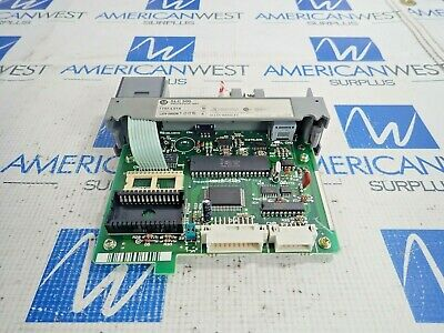 Allen Bradley Slc 500 1747-l514 Ser B Processor Unit