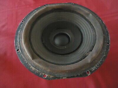 ACOUSTIC RESEARCH  AR-3 WOOFER, CAST ALUMINUM FRAME, ALNICO MGT.- REPAIR SERVICE