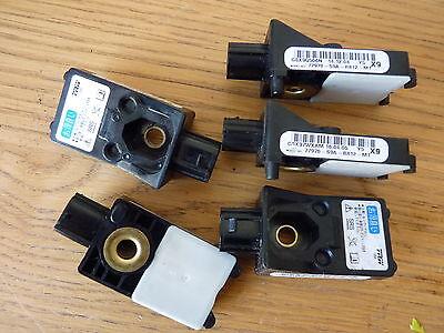 Honda CRV MK2 SIDE IMPACT Airbag Crash Sensor 77970 S9A B812 M1 77970S9AB812M1